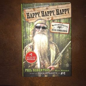 Happy, Happy, Happy Book